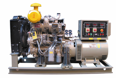 unattended operation diesel generating set