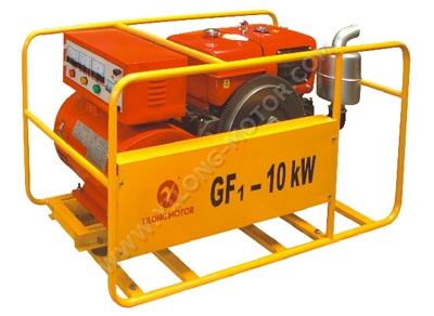 GF1 Single Cylinder Diesel Genset
